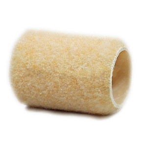 3 Inch Wide Paint Roller Cover Solvent Resistant 1 4 Nap 1