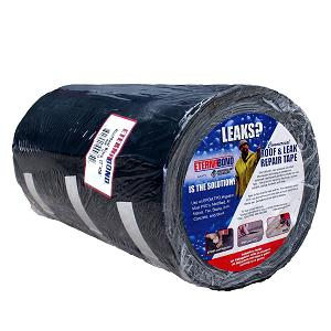 Eternabond Roofseal Black Repair Tape 12 In X 50 Ft Roll