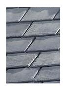 InSpire Synthetic Classic Slate FIELD Tiles, Class-C, Specify COLOR, 25