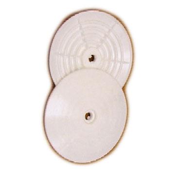 3 Inch Round Plastic Insulation Plates Dekflat 792622 1000