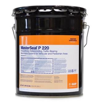 Masterseal P 220 Primer 2 Part 4 Gal Kit