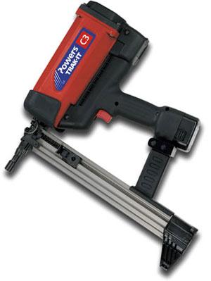 Powers Fasteners C3 Trak It Gas Fastening Nail Gun