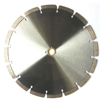 turbo diamond sawing blades for concrete brick and asphalt cutting