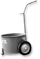 Cleasby 260 Gallon Auto Pumping Hot Tar Kettle
