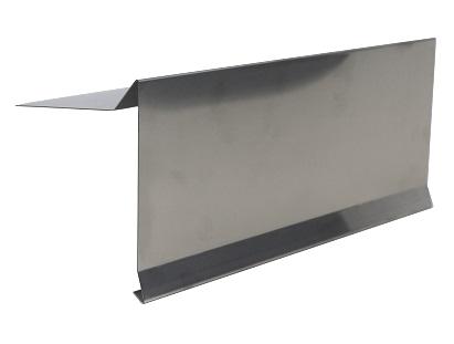 4 X 5 Inch X 10 Ft Gravel Stop Roof Metal 24 Ga 304
