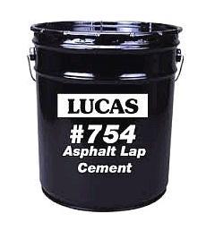 Lucas 754 Asphalt Lap Cement Mastic 5g