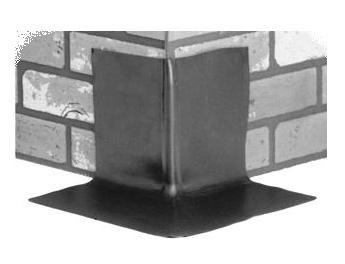 EPDM Prefabricated Corners in Black or White, Inside and Outside Corners