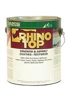 Rhino Top Acrylic-Epoxy Coating, TEXTURED, WHITE-TINT-BASE, 1G
