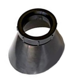 Vent Seal Plus Vent Pipe Flashing Collar 2 Inch