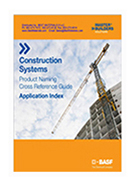 BASF Master Builders Solutions, Re-Naming Guide