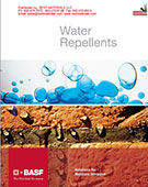 BASF Water Repellants for Concrete & Masonry Products