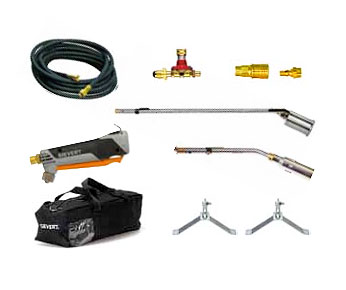 Sievert Rkc 25 Promatic Complete Roofing Torch Kit 400k Btu