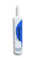 DURALINK SEALANT, ALMOND, 10.1 OZ TUBE - ALMOND COLOR DURALINK METAL ROOFING & SIDING SEALANT, 10.1 OZ. TUBE. PRICE/TUBE.
