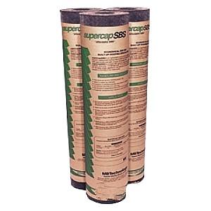 Supercap Sbs Modi Mineral Surfaced Cap Sheet Specify